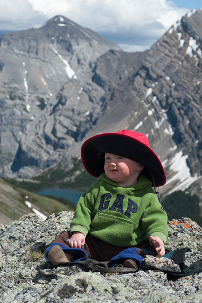 <b>10 July 2011</b> Mountain baby