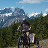 <b>5 June 2011</b> Skogan Pass - And the view opens up, we finally leave the trees