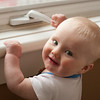<b>9 months</b> The window is fun to play with