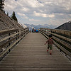 <b>28 August 2012</b>  Up on top of Sulphur Mountain