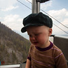 <b>28 August 2012</b> Unhappy with the gondola ride