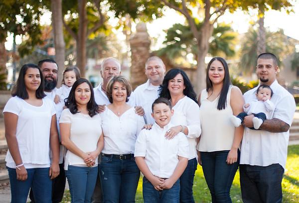 Aglae's Family