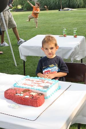 Ahbrams 3rd Birthday Party 8-14-09
