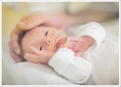 Aiden and Tyler newborn