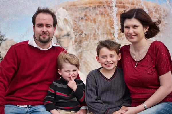 Ainsworth Family