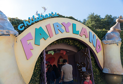 At Fairyland in Oakland