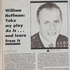 17 - William Hoffman, Au Courant