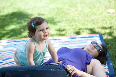 Audrey 1st year Portraits