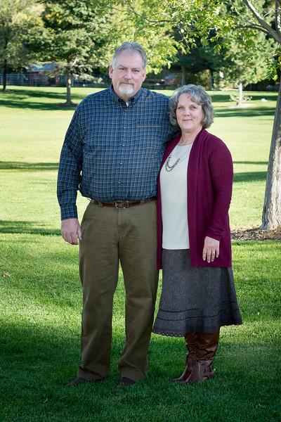 Alan and Diane Poulson 2015