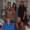 Mom and Dad, Alan, Heather and Mark