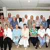 Dad and his classmates at their 60 year class reunion, held 62 years after they graduated.