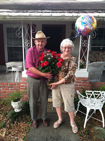 Mom and Dad's Sixtieth Anniversery