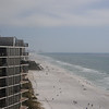 Lookout over Panama City Beach.
