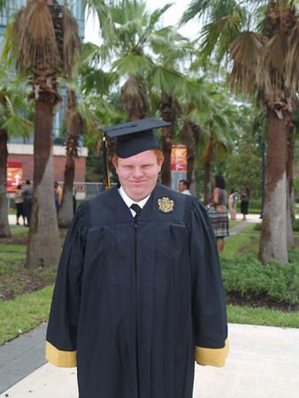 Alan's High School Graduation 2012