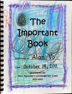 2011-10-14 The Important Book About Alan
