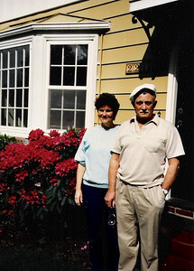 My initial destination was Portland, Oregon, where my beloved Aunt Diana and Uncle Lloyd lived.  I had no plans at that time to go as far as Alaska.  It wasn't until I had been living in Portland with my relatives for nearly a month that I learned from my father that his business partner lived next door to a Brad Phillips who owned an Alaska tourist boat, operating out of the Prince William Sound each summer.