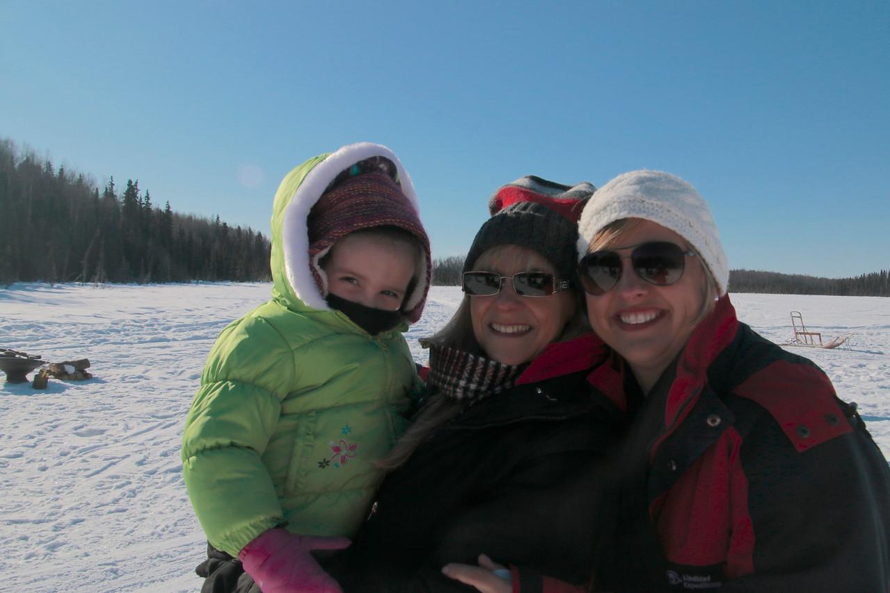 Cora, Renee & Nicole