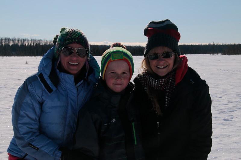 Natalie, Jackson & Renee