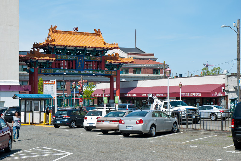 Chinatown, Seattle