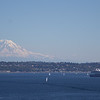 Mt. Rainier and Noordam