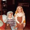 December 1983<br /> 262 Marich Way, Los Altos<br /> Craig (3) and Teresa (4 1/2) pretending to be shepherds
