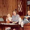 November 1983<br /> 262 Marich Way, Los Altos<br /> Teresa (4 1/2), Grandma M. and daddy