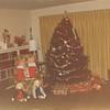 December 25,  1983<br /> 262 Marich Way, Los Altos, CA<br /> Christmas morning before opening presents.