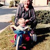 April 1984<br /> 262 Marich Way, Los Altos, CA<br /> Mom M. and Craig (3)