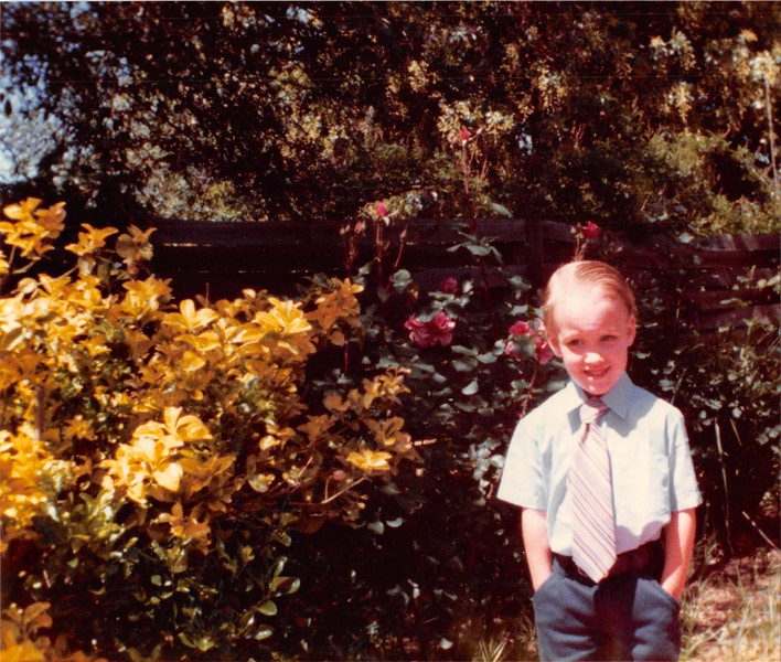 April 1984<br /> 262 Marich Way, Los Altos, CA<br /> Easter Sunday<br /> Craig Robert Meakin (3)