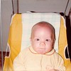 April 1984<br /> 262 Marich Way, Los Altos, Ca<br /> Benjamin (3 mths.)