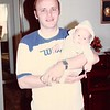 April 1984<br /> 262 Marich Way, Los Altos, CA<br /> Bob and Benjamin (2 1/2 mths.)