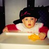 January 1992<br /> 124 Nantucket Circle, Vacaville, CA<br /> Steven (8 months old)
