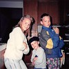 January 1992<br /> 124 Nantucket Circle, Vacaville, CA<br /> Teresa (almost 13), Daniel (3 1/2) & Craig (11)
