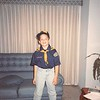 January 1992<br /> 124 Nantucket Circle, Vacaville, CA<br /> Ben's first cub scout meeting (8 yrs. old)