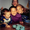 January 1992<br /> 124 Nantucket Circle, Vacaville, CA<br /> Ben's Birthday<br /> Daniel (3 1/2), Ben (8), Teresa (almost 13) & Craig (11)