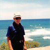 June 1991<br /> Dad (Harold) Meakin in Hawaii