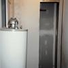 9-96<br /> hall water heater closet
