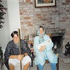 12-24-97<br /> Christmas pageant at Allen's home<br /> Ben and Cindy (Joseph and Mary)