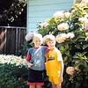 8-98<br /> 262 Marich Way, Los Altos<br /> Steven and Jason Allen (just before he moved)