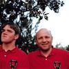 4-99<br /> 262 Marich Way, Los Altos<br /> Ben and Bob after 10 day scout trip