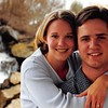 4-99<br /> Engagement photos--Thanksgiving point, UT<br /> Teresa and Frank