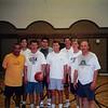 1-01<br /> Los Altos ward gym<br /> Bob's basketball morning exercise group