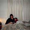 1-01<br /> 262 Marich Way, Los Altos<br /> me and Steven reading