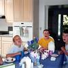 8-01<br /> 262 Marich Way, Los Altos<br /> The Allen's visiting our house<br /> Jason, Steven, Daniel, and Brent