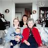 2-02<br /> Edge Lane, Los Altos<br /> Teresa, Tyson (11 months), me and grandma