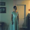 May 2003--Cindy on Prom night
