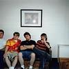 May 2003--Ben's friends at So. UT Univ.