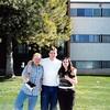 May 2003--Ben's friends at SUU