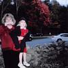 10-10-04<br /> near Old North Bridge, Concord, MA<br /> Janean and Allison