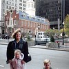 10-11-04<br /> State house, Boston, MA<br /> Janean, Sarah and Jeremy